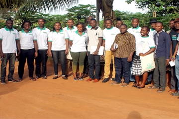 REPLICATION OF SONGHAÏ MODEL IN UGANDA: YOUTHS FROM UGANDA BEING TRAINED IN PORTO-NOVO