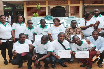 MOZAMBICAN EXECUTIVES IN TRAINING IN SONGHAI TO DERIVE A BETTER VALUE FROM THE AGRICULTURAL POTENTIAL OF THEIR COUNTRY