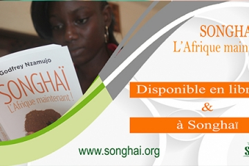 LAUNCHING OF SONGHAI, AFRICA NOW!, A BOOK-COMPASS FOR REAL DEVELOPMENT